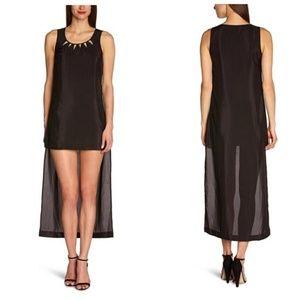 BCBGeneration Black High-Low Dress